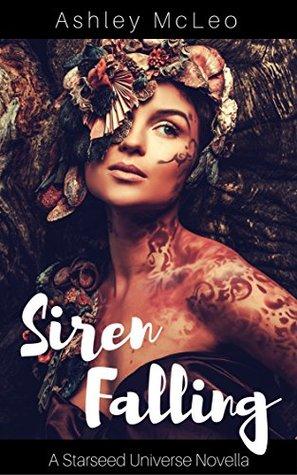 Siren Falling by Ashley McLeo