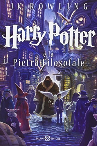 Ebook review of Harry Potter and the Philosopher's Stone