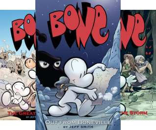 Bone (9 Book Series)