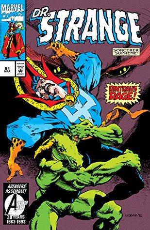 Doctor Strange: Sorcerer Supreme #51
