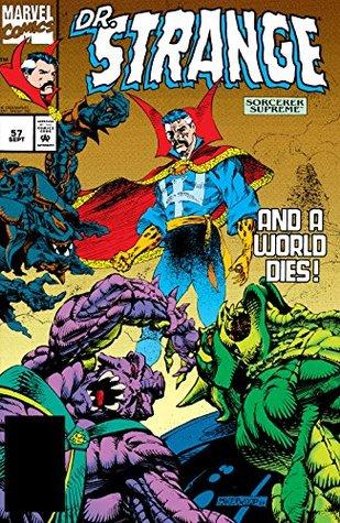 Doctor Strange: Sorcerer Supreme #57