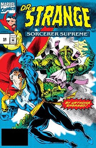 Doctor Strange: Sorcerer Supreme #58