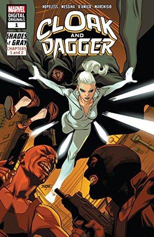 Cloak And Dagger - Marvel Digital Original (2018) #1