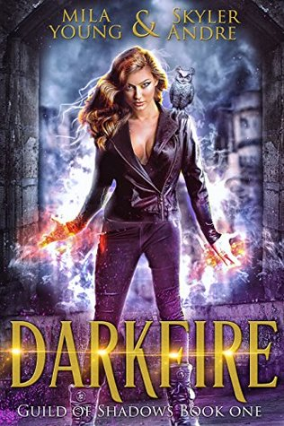 Darkfire (Guild of Shadows, #1)