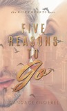 #BlogTour~ Five Reasons To Go (Risky Hearts Duet #2) by Candace Knoebel ~ #Review @candaceknoebel @Inkslingerpr