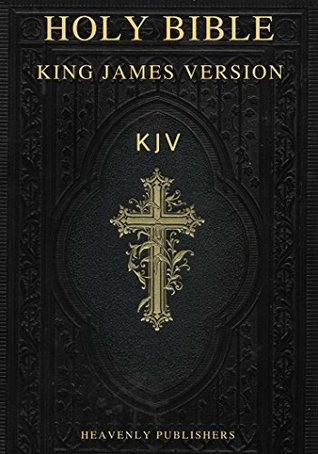 Holy Bible King James Version for Kindle * Touch + Click Chapter Links * All Word Search