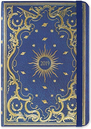 2019 Celestial Weekly Planner (16-Month Engagement Calendar, Diary)