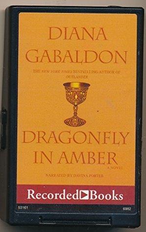 Dragonfly in Amber by Diana Gabaldon Unabridged Preloaded Digital Player