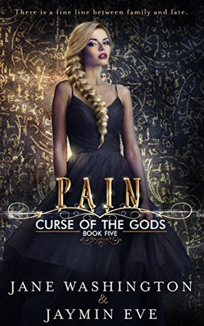 Pain (Curse of the Gods, #5)