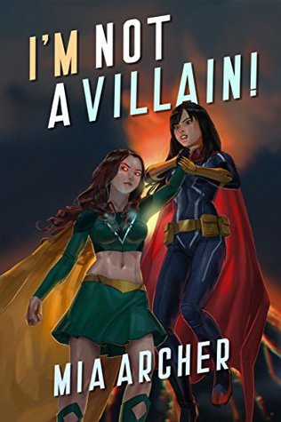 Im Not A Villain Night Terror Book 5 By Mia Archer