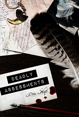 Deadly Assessments (Fred, the Vampire Accountant #5)