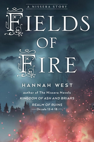 Fields of Fire (The Nissera Chronicles, #1.5)