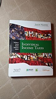 Bundle: South-Western Federal Taxation 2017: Individual Income Taxe, Loose-leaf Version, 40th + H&R Block Premium & Business Access Code for Tax ... Card + CengageNOWv2™, 1 term Printed Acc