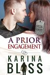 A Prior Engagement (Special Forces, #4)