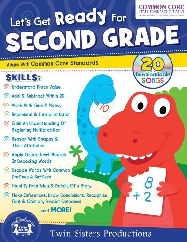Let's Get Ready for Second Grade
