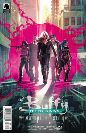 Buffy the Vampire Slayer Season 12: Future Shock, Part 2