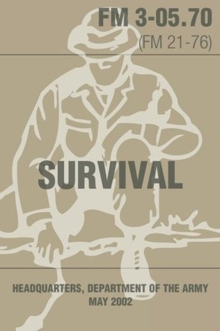 Survival: US Army Field Manual FM 3-05.70 (FM 21-76): Complete and Unabridged, 600+ Pages, Operational Edition (Carlile Military Library)