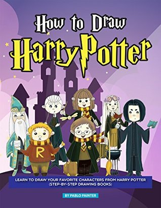 How To Draw Harry Potter Learn To Draw Your Favorite Characters