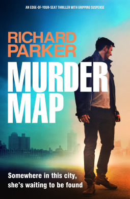 Murder Map (Detective Tom Fabian #1)