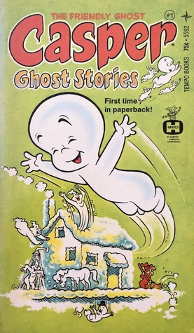 Casper The Friendly Ghost: Ghost Stories #1