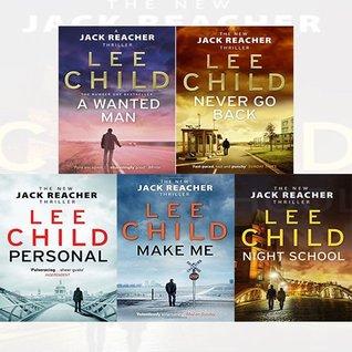 Jack Reacher Series Lee Child Collection 5 Books Set