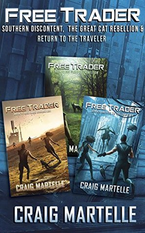 Free Trader Box Set - Books 7-9: Southern Discontent, The Great Cat Rebellion, Return to the Traveler (The Free Trader Box Sets Book 3)