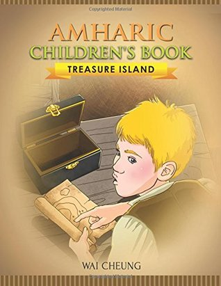 Amharic Children's Book: Treasure Island