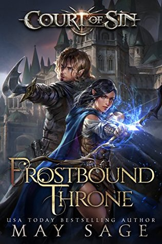 Frostbound Throne: Song of Night (Court of Sin, #1)