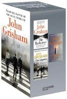 The John Grisham Box Set: 3 Exciting Thrillers Litigators, Racketeer, And Sycamore Row, Box Set
