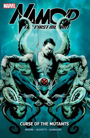 Namor: The First Mutant, Vol. 1:  Curse of the Mutants