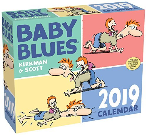 Baby Blues 2019 Day-to-Day Calendar