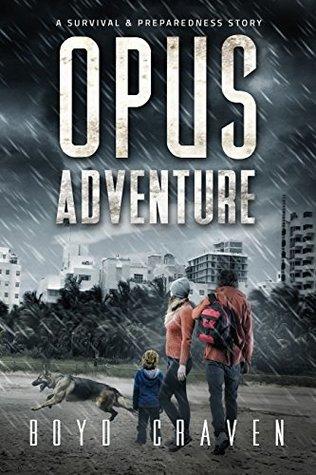 Opus Adventure by Boyd Craven III