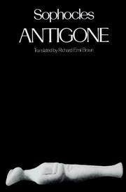 Coles Notes: Sophocles: King Oedipus, Oedipus at Colonus, Antigone