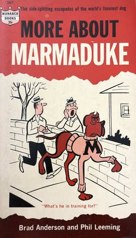 Ebook More about Marmaduke by Brad Anderson read!