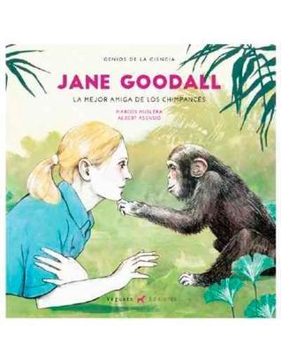 Genios de la Ciencia. Jane Goodall