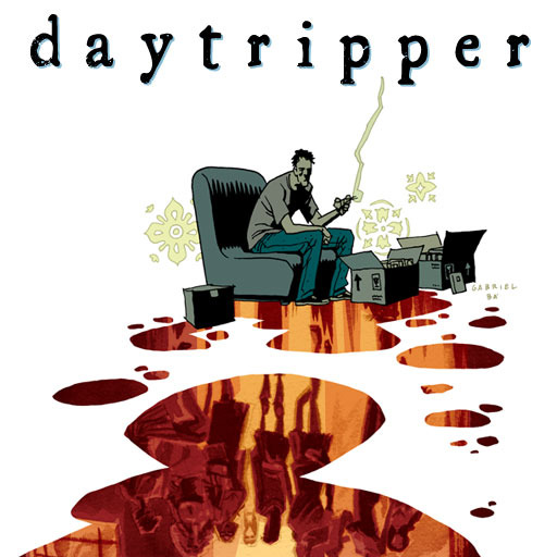 Daytripper (Issues) (10 Book Series)