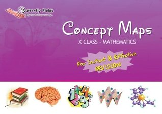 Butterfly Fields - 10th Class Mathematics Concept Map Book | For Instant & Effective Revision