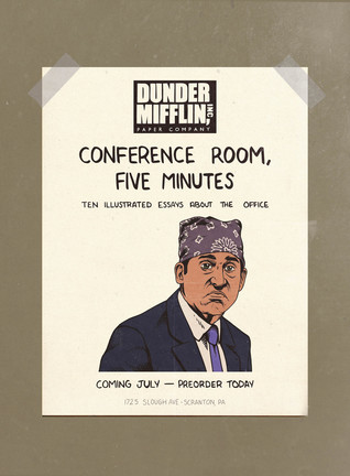 CONFERENCE ROOM, FIVE MINUTES