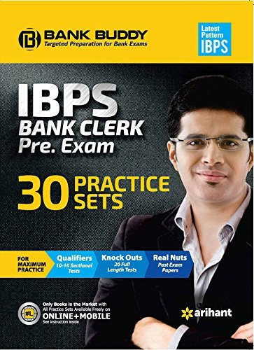 30 Practice Sets IBPS Bank Clerk Preliminary Exam