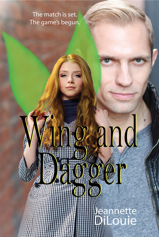 Wing and Dagger (Faerietales Book 4)