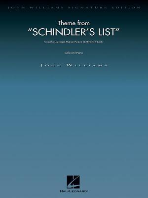 Theme from Schindler's List: For Cello and Piano