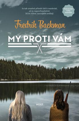 My proti vám by Fredrik Backman