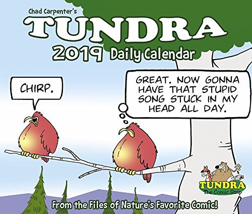 Tundra 2019 Box Calendar