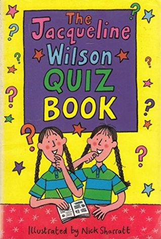 Jacqueline Wilson Quiz Book
