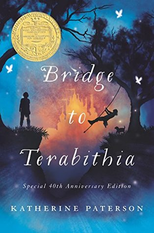 Image result for bridge to terabithia book