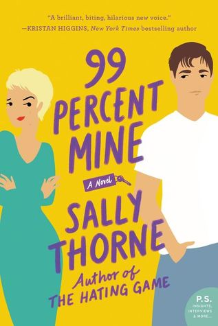 99 Percent Mine (ebook)