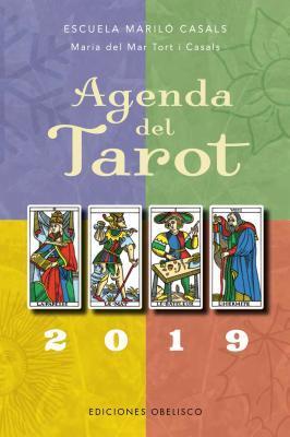 Agenda del Tarot 2019 por Maria Del Mar Tort
