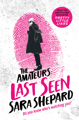 Last Seen (The Amateurs, #3)