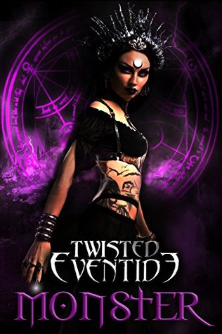 Monster (Twisted Eventide-8) by L.M. Adams