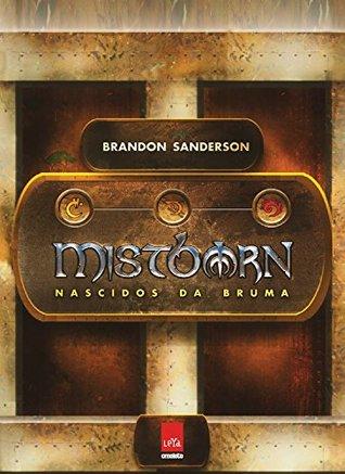 Box Mistborn: Primeira era: Nascidos da Bruma: O Império Final - O poço da Ascensão - O herói das eras